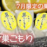 7月限定☆甘酸っぱい☆レモン巣ごもり☆販売開始!