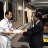 【新聞掲載】御嶽山の噴火で被災した木曽町へ巣ごもりを届けました